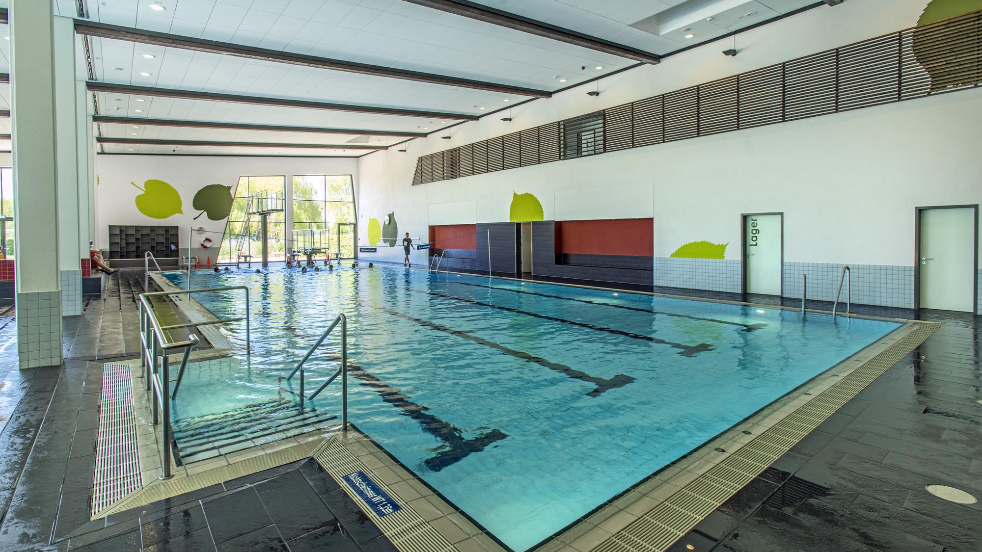Lindenbad Schwimmbecken